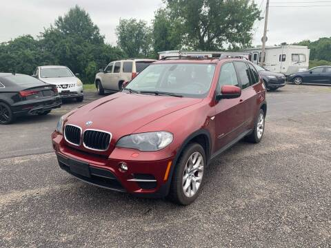 2011 BMW X5 for sale at Lux Car Sales in South Easton MA