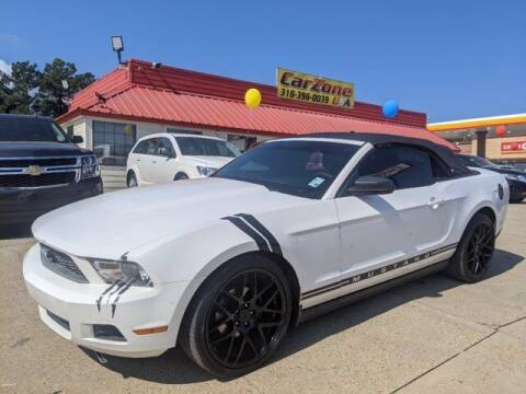 2010 Ford Mustang for sale at CarZoneUSA in West Monroe LA