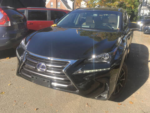 2016 Lexus NX 200t for sale at MELILLO MOTORS INC in North Haven CT