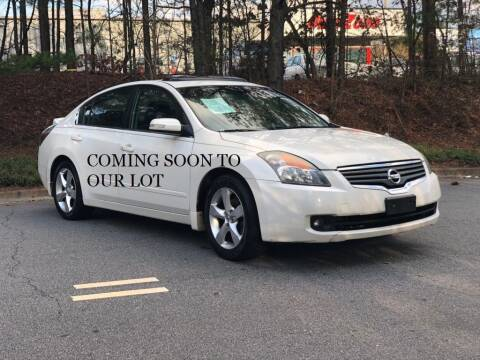 2008 Nissan Altima for sale at FASTRAX AUTO GROUP in Lawrenceburg KY