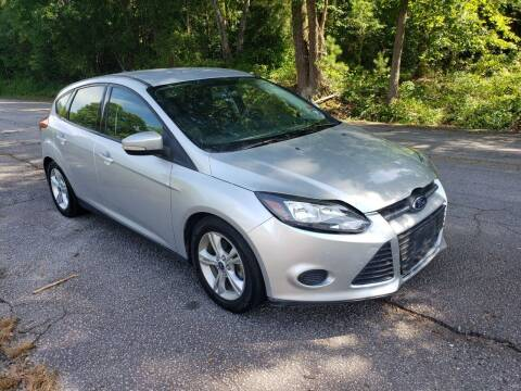 2014 Ford Focus for sale at GA Auto IMPORTS  LLC in Buford GA