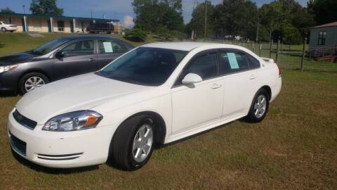 2009 Chevrolet Impala for sale at Lakeview Auto Sales LLC in Sycamore GA