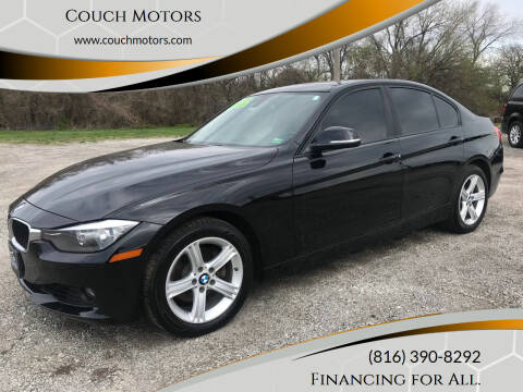 2013 BMW 3 Series for sale at Couch Motors in Saint Joseph MO