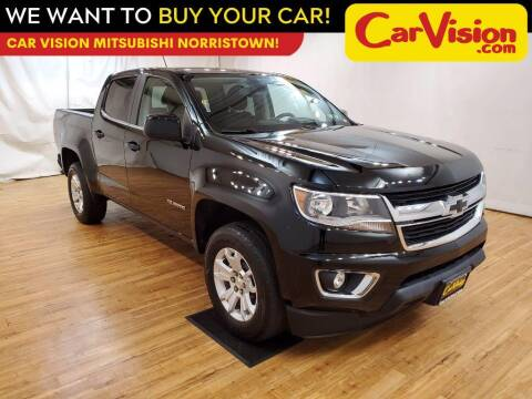 2018 Chevrolet Colorado for sale at Car Vision Mitsubishi Norristown in Trooper PA