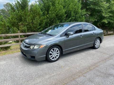 2010 Honda Civic for sale at Front Porch Motors Inc. in Conyers GA