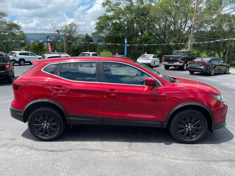 2018 Nissan Rogue Sport for sale at MAGNUM MOTORS in Reedsville PA