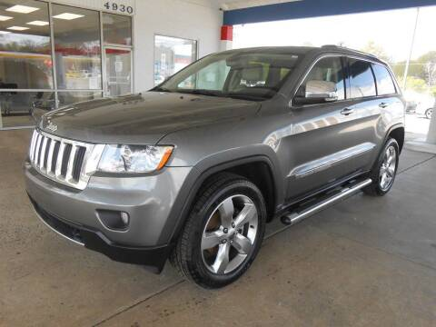2013 Jeep Grand Cherokee for sale at Auto America in Charlotte NC