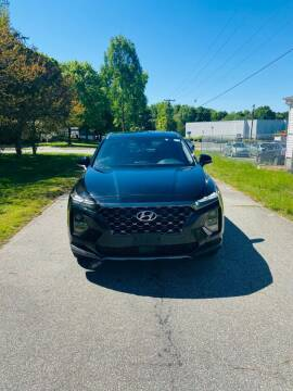 2019 Hyundai Santa Fe for sale at Speed Auto Mall in Greensboro NC