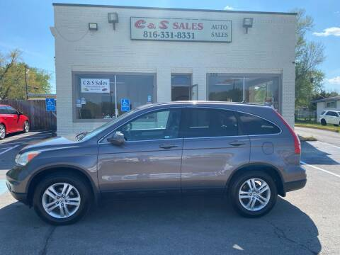 2011 Honda CR-V for sale at C & S SALES in Belton MO