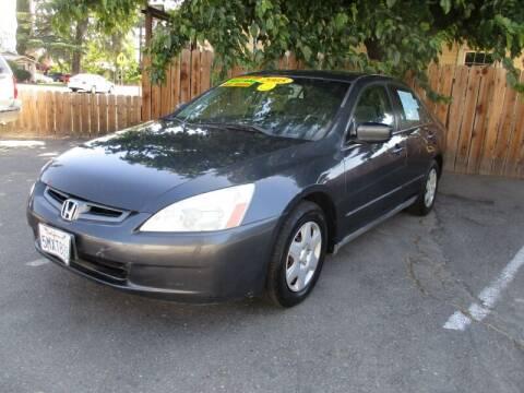 2005 Honda Accord for sale at Grace Motors in Manteca CA