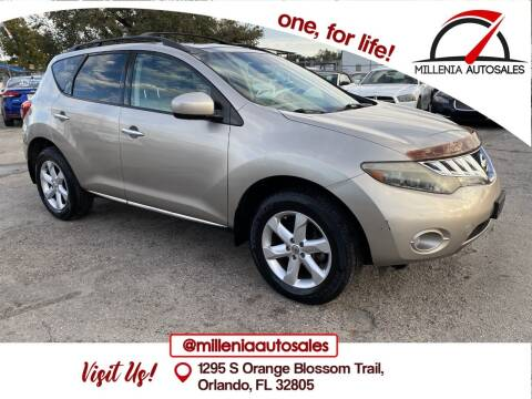 2010 Nissan Murano for sale at Millenia Auto Sales in Orlando FL