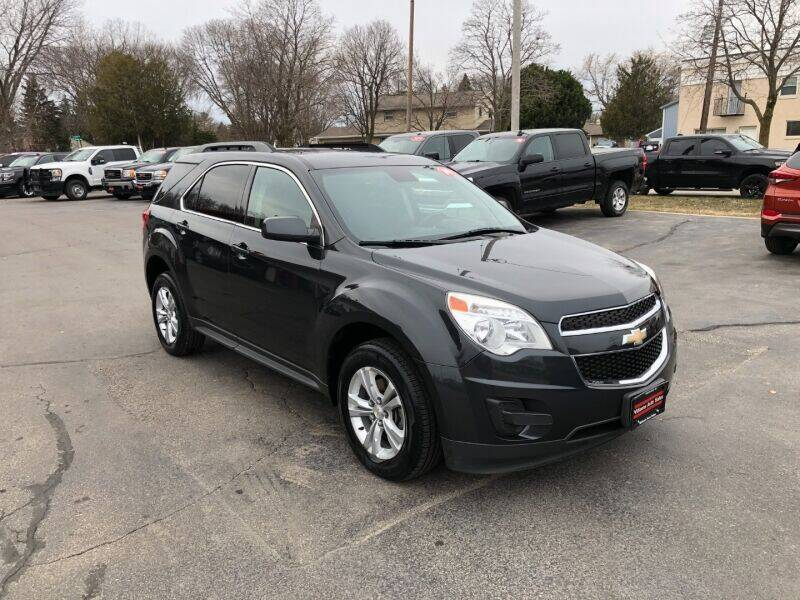 2014 Chevrolet Equinox for sale at WILLIAMS AUTO SALES in Green Bay WI