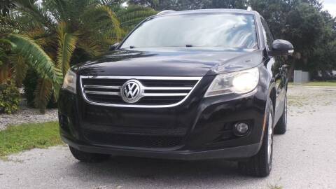 2011 Volkswagen Tiguan for sale at Southwest Florida Auto in Fort Myers FL