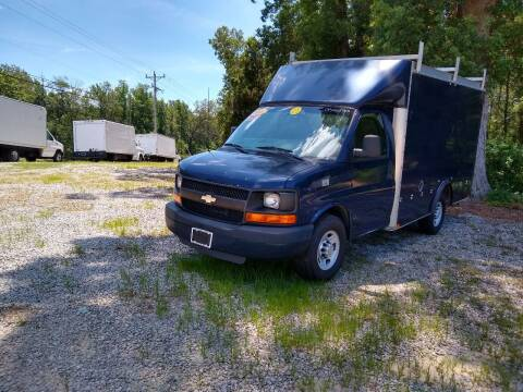 2010 Chevrolet Express Cutaway for sale at James River Motorsports Inc. in Chester VA