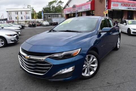 2019 Chevrolet Malibu for sale at Foreign Auto Imports in Irvington NJ