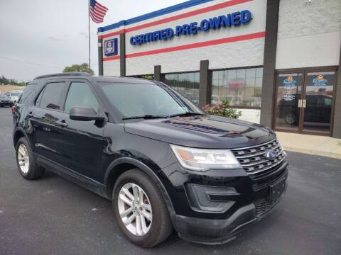 2017 Ford Explorer for sale at Ultimate Auto Deals DBA Hernandez Auto Connection in Fort Wayne IN