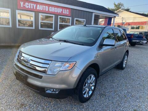 2008 Ford Edge for sale at Y City Auto Group in Zanesville OH