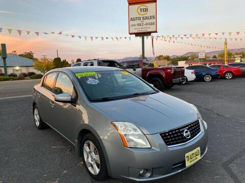 2008 Nissan Sentra for sale at TDI AUTO SALES in Boise ID