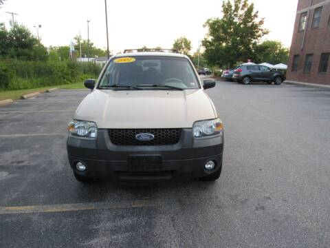 2007 Ford Escape for sale at Heritage Truck and Auto Inc. in Londonderry NH