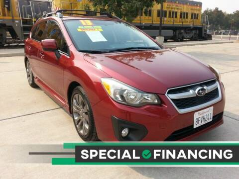 2013 Subaru Impreza for sale at Super Cars Sales Inc #1 in Oakdale CA