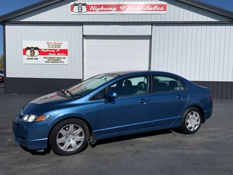 2010 Honda Civic for sale at Highway 9 Auto Sales - Visit us at usnine.com in Ponca NE