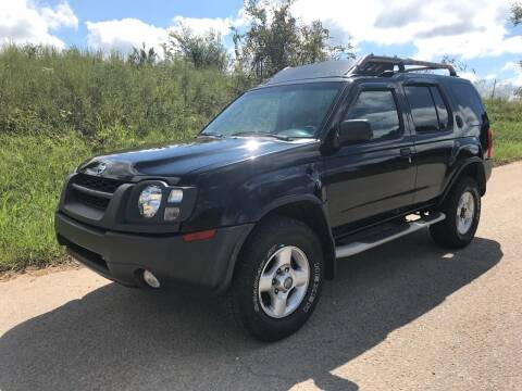 2002 Nissan Xterra for sale at Champion Motorcars in Springdale AR