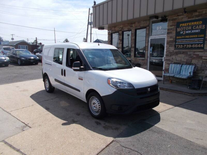 2017 RAM ProMaster City Cargo for sale at Preferred Motor Cars of New Jersey in Keyport NJ