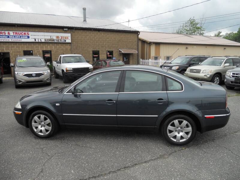 2003 Volkswagen Passat for sale at All Cars and Trucks in Buena NJ