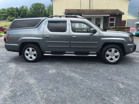 2009 Honda Ridgeline for sale at PENWAY AUTOMOTIVE in Chambersburg PA