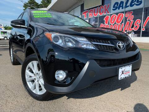 2014 Toyota RAV4 for sale at Xtreme Truck Sales in Woodburn OR