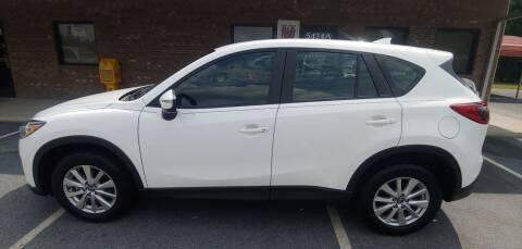 2016 Mazda CX-5 for sale at R & D Auto Sales Inc. in Lexington NC