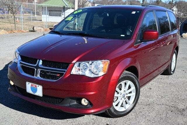 2020 Dodge Grand Caravan for sale at 495 Chrysler Jeep Dodge Ram in Lowell MA