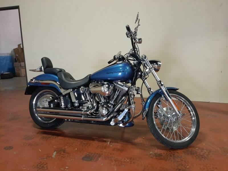 2005 Harley Davidson Softail Deuce for sale at ADVENTURE GOLF CARS in Southlake TX