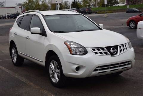 2012 Nissan Rogue for sale at BOB ROHRMAN FORT WAYNE TOYOTA in Fort Wayne IN