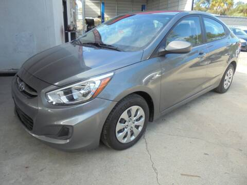 2017 Hyundai Accent for sale at Automax Wholesale Group LLC in Tampa FL