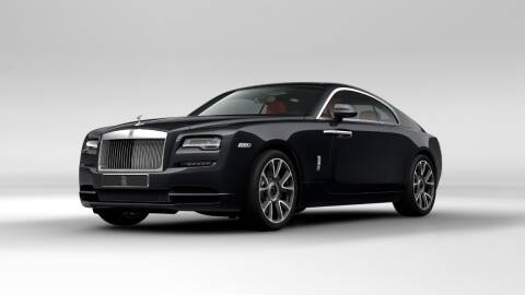 2021 Rolls-Royce Wraith for sale at Bespoke Motor Group in Jericho NY