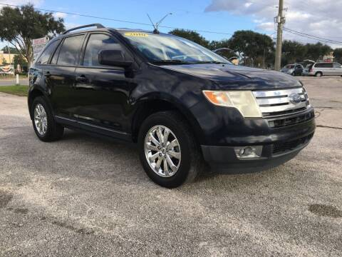 2010 Ford Edge for sale at First Coast Auto Connection in Orange Park FL