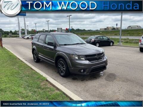 2019 Dodge Journey for sale at Tom Wood Honda in Anderson IN
