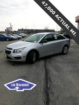 2016 Chevrolet Cruze Limited for sale at Bachrodt on State in Rockford IL