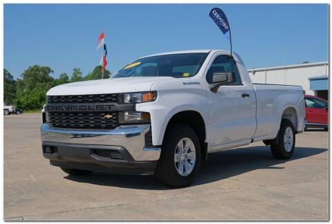 2019 Chevrolet Silverado 1500 for sale at STRICKLAND AUTO GROUP INC in Ahoskie NC