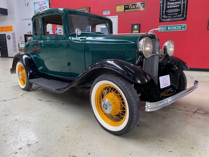 1932 Ford MODEL 18 for sale at Klemme Klassic Kars in Davenport IA