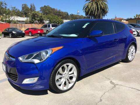 2013 Hyundai Veloster for sale at MISSION AUTOS in Hayward CA