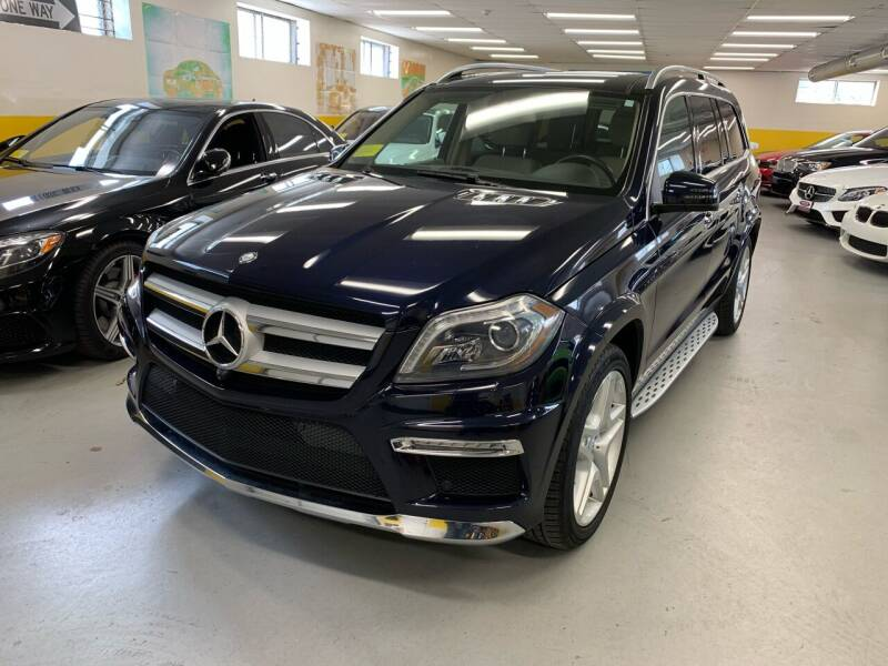 2015 Mercedes-Benz GL-Class for sale at Newton Automotive and Sales in Newton MA