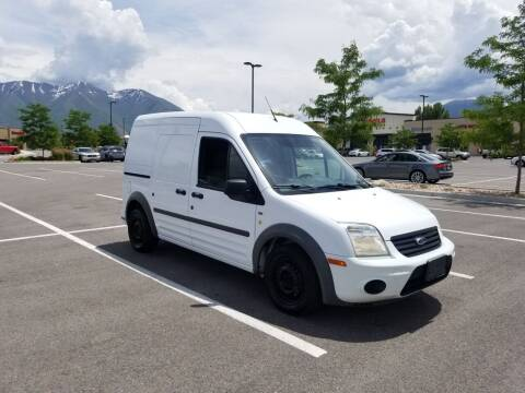 2010 Ford Transit Connect for sale at FRESH TREAD AUTO LLC in Springville UT