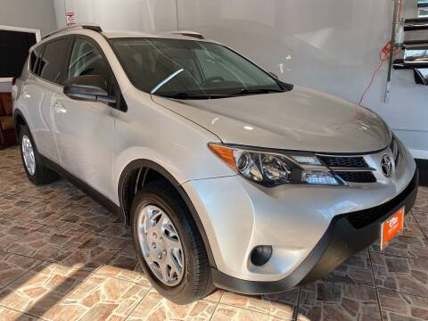 2015 Toyota RAV4 for sale at TOP SHELF AUTOMOTIVE in Newark NJ