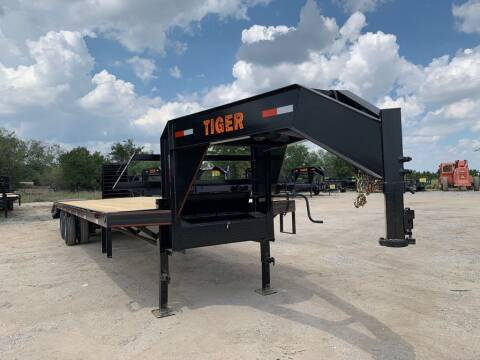 2021 TIGER  -102'' X 35' Flatbed-T. Duall for sale at LJD Sales in Lampasas TX