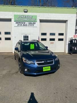 2013 Subaru Impreza for sale at Pikeside Automotive in Westfield MA