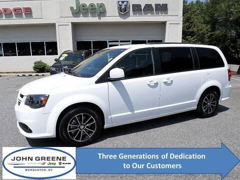 2018 Dodge Grand Caravan for sale at John Greene Chrysler Dodge Jeep Ram in Morganton NC