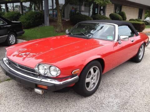 1989 Jaguar XJ12 for sale at Black Tie Classics in Stratford NJ