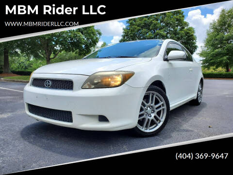 2007 Scion tC for sale at MBM Rider LLC in Alpharetta GA